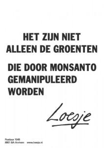 loesje-monsanto