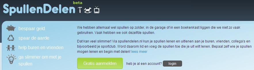 Ga naar www.spullendelen.nl om mee te doen aan het planten en zaden ruilnetwerk.